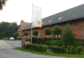 company building CAE Software und Systems GmbH